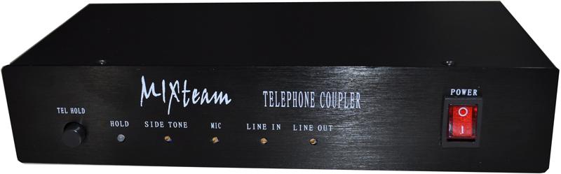 一路电话耦合器